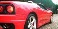 Car detailing in Surrey